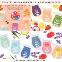 SCENTSY SPRING SUMMER 2019 CATALOG SCENTS & FRAGRANCES | Scentsy Cause Warmer - Alex's Lemonade Stand - When Life Gives You Lemons Warmer