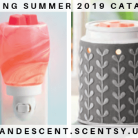 SCENTSY SPRING SUMMER 2019 CATALOG SLIDESHOW