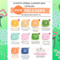 SCENTSY SPRING SUMMER 2019 NEW RELEASE FRAGRANCES (1) | SCENTSY COMPLETE SCENT LIST FOR SPRING SUMMER 2019 | SCENTSY LIST OF FRAGRANCES | Scentsy® Online Store | Scentsy Warmers & Scents | Incandescent.Scentsy.us