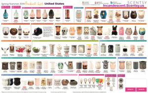 SCENTSY SPRING SUMMER 2019 PRODUCT LIST 1   NEW! SCENTSY SPRING SUMMER 2019 CATALOG INFO   Scentsy® Online Store   Scentsy Warmers & Scents   Incandescent.Scentsy.us