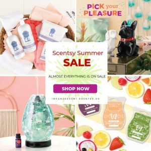 SCENTSY SUMMER 2019 SALE AUGUST