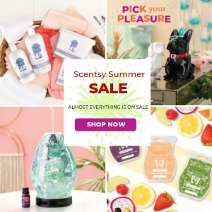 SCENTSY AUGUST 2019 SUMMER SALE