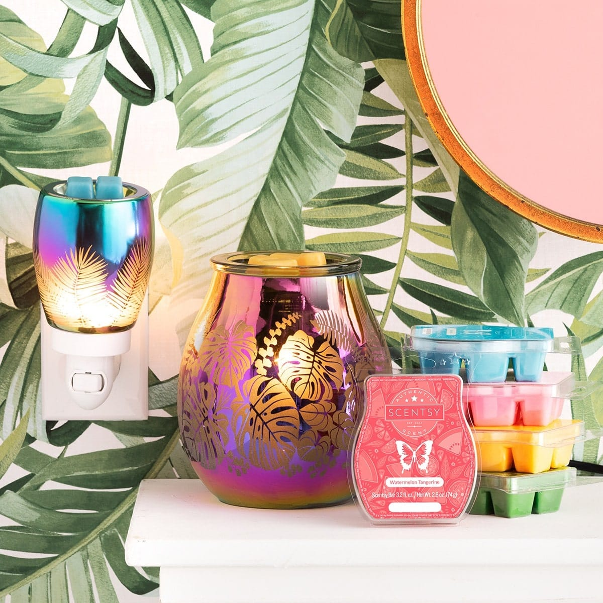Scentsy 2020 Summer Collection