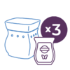 SCENTSY SYSTEM - WARMER & 3 SCENTSY BARS - COMBINE & SAVE | Shop Scentsy | Incandescent.Scentsy.us