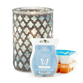SCENTSY SYSTEM 50 WARMER 3 BARS BUNDLE AND SAVE