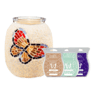SCENTSY SYSTEM 50 WARMER & BARS