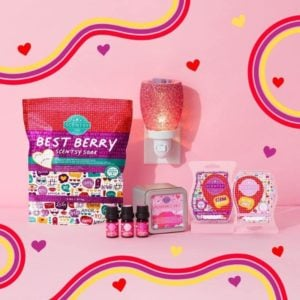 SCENTSY VALENTINES DAY COLLECTION 2021 1