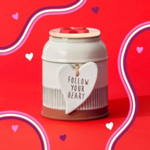 SCENTSY VALENTINES DAY COLLECTION 2021 FOLLOW YOUR HEART