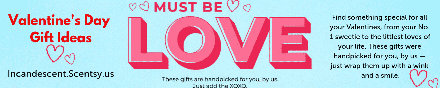 Scentsy Valentine's Day Gift Ideas