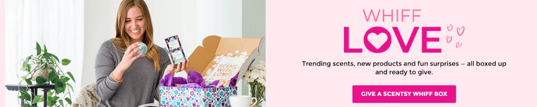 SCENTSY VALENTINE'S GIFT IDEAS WHIFF BOX (1) | SHARE THE SCENTSY LOVE - VALENTINE'S DAY 2019 GIFT BUNDLES