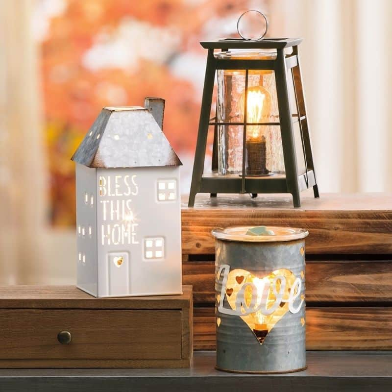SCENTSY WARMERS 2021 1