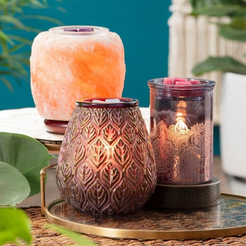 SCENTSY WARMERS 2021 SPRIING