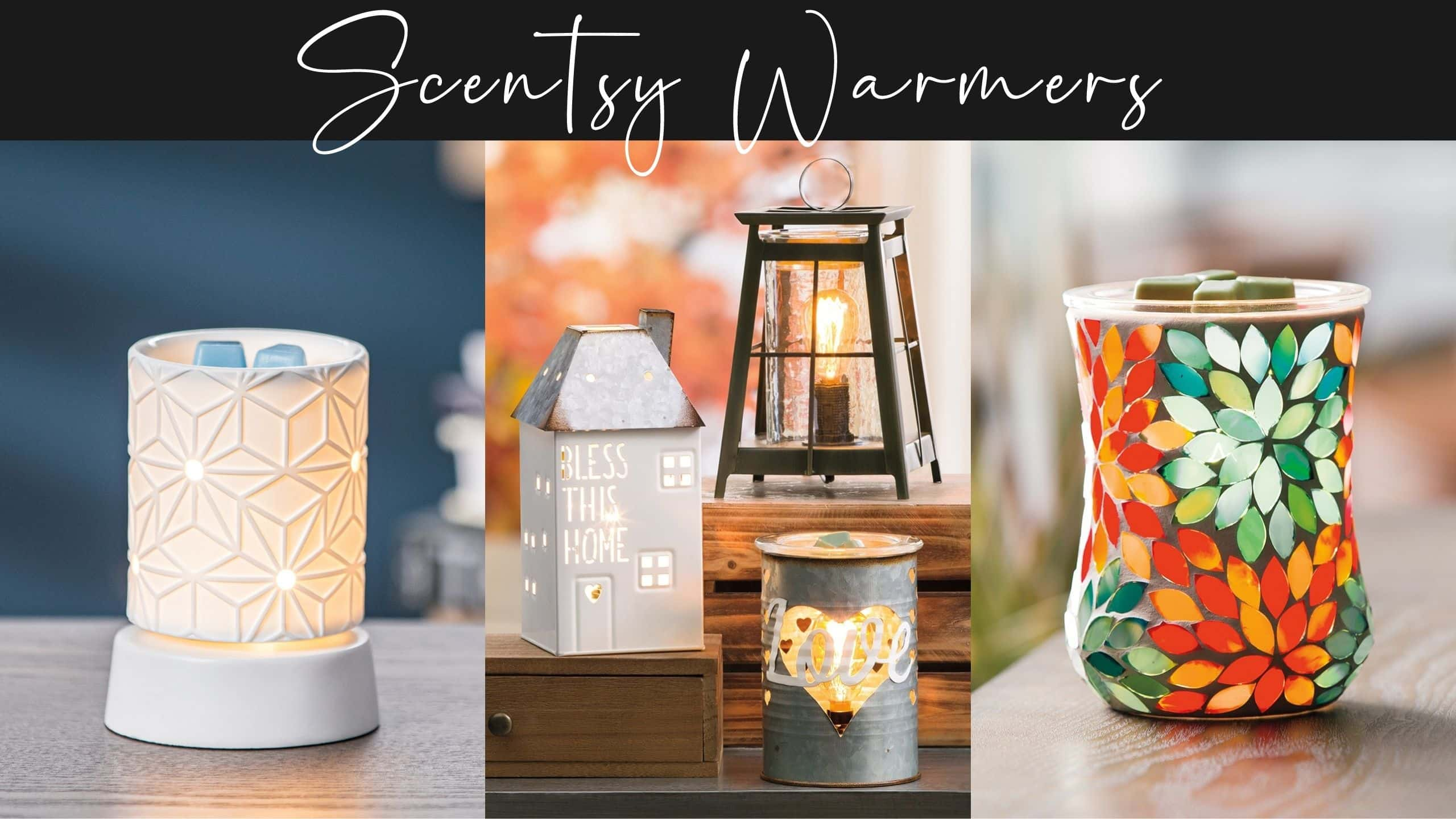 SCENTSY WARMERS SHOP NOW 2