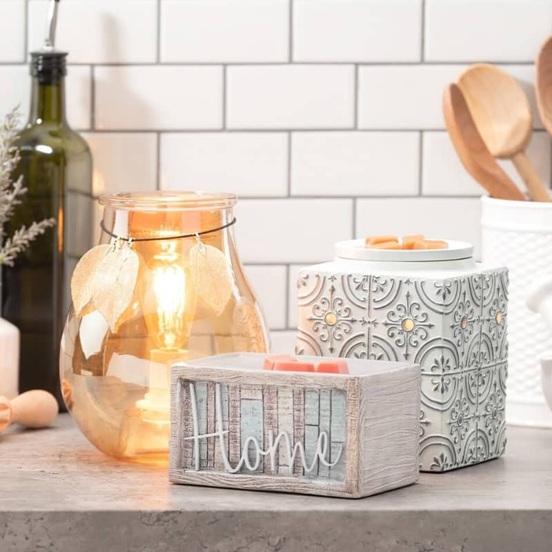 SCENTSY WARMERS SPRING 2020