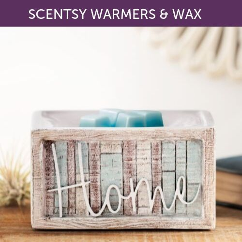 SCENTSY WARMERS & WAX CATEGORY FALL 2019