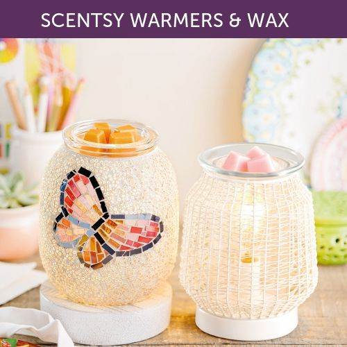 SCENTSY WARMERS & WAX CATEGORY SUMMER 2019