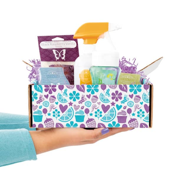SCENTSY WHIFF BOX   Scentsy® Whiff Box – Monthly Scent Subscription June 2021