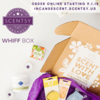 SCENTSY WHIFF BOX - MONTHLY SUBSCRIPTION