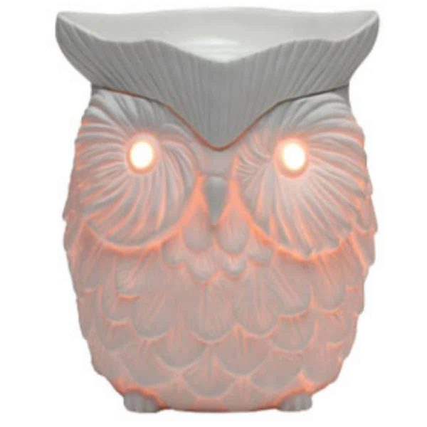 WHOOT OWL SCENTSY WARMER   Shop Scentsy   Incandescent.Scentsy.us