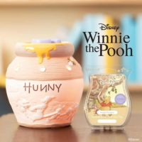 SCENTSY WINNIE THE POOH HUNNY POT WARMER | NEW! Scentsy 2021 Summer Collection