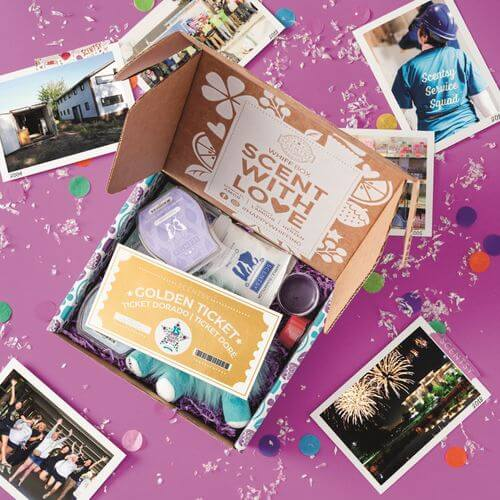 SCENTSY WHIFF BOX GOLDEN TICKET GIVEAWAY | SCENTSY GOLDEN TICKET GIVEAWAY 2019 | SCENTSY WHIFF BOX