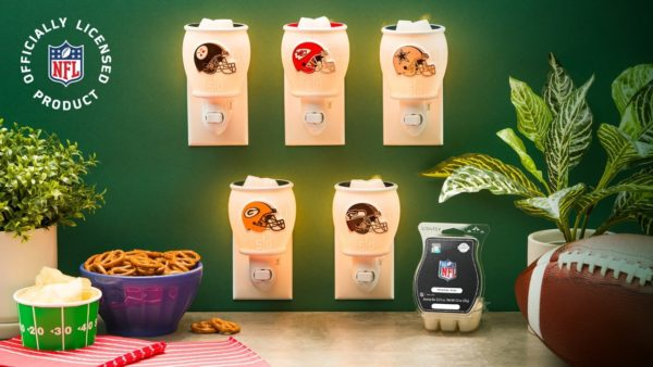 SCENTY NFL COLLECTION PRESALE | NEW! NFL NEW YORK JETS - MINI SCENTSY WARMER | Shop Scentsy | Incandescent.Scentsy.us