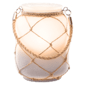 SEAS THE DAY SCENTSY WARMER | DISCONTINUED