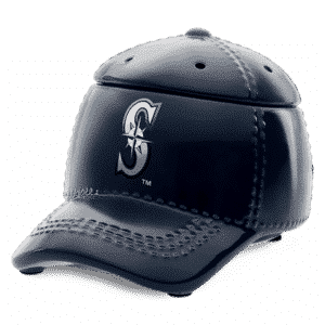 SEATTLE BASEBALL CAP SCENTSY WARMER | DISCONTINUED ON SALE