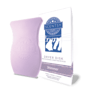 SHIMMER SCENTSY DRYER DISKS