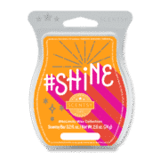 #SHINE SCENTSY BAR | NO LIMITS SCENTSY WAX COLLECTION