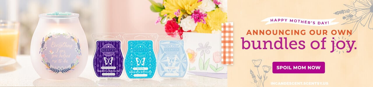 SCENTSY MOTHER'S DAY APRIL 2019
