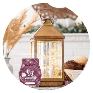 SHOP OCTOBER WARMER OF THE MONTH GLIMMER GLOW