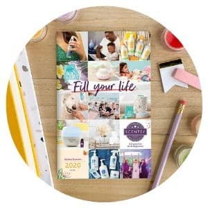 SCENTSY INTERACTIVE SHOPPABLE CATALOG