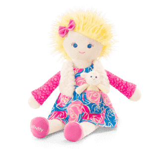 SIERRA SCENTSY FRIEND WITH SWEETIE PIE THE LAMB MINI BUDDY