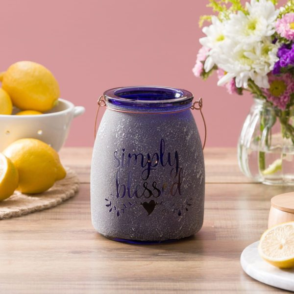 SIMPLY BLESSED SCENTSY WARMER | Simply Blessed Scentsy Warmer | Shop Scentsy | Incandescent.Scentsy.us