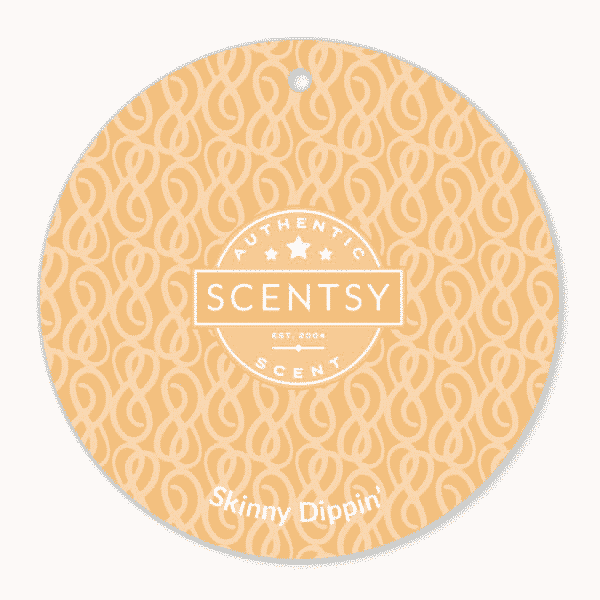 SKINNY DIPPIN' SCENTSY SCENT CIRCLE | Shop Scentsy | Incandescent.Scentsy.us