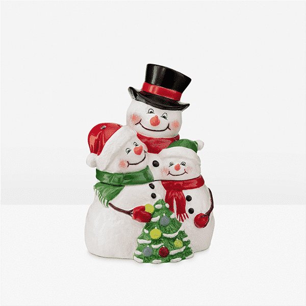 SNOW MUCH LOVE SCENTSY WARMER HOLIDAY 2020