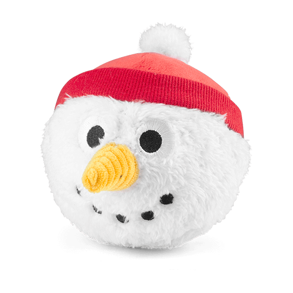 SNOWMAN BITTY SCENTSY BUDDY | SNOWMAN SCENTSY BITTY BUDDY WITH VERY MERRY CRANBERRY