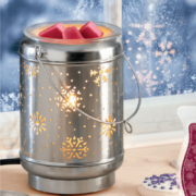 SOLITUDE SCENTSY WARMER DECEMBER 2018
