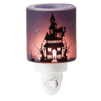 SPOOKY HOUSE NIGHTLIGHT MINI SCENTSY WARMER
