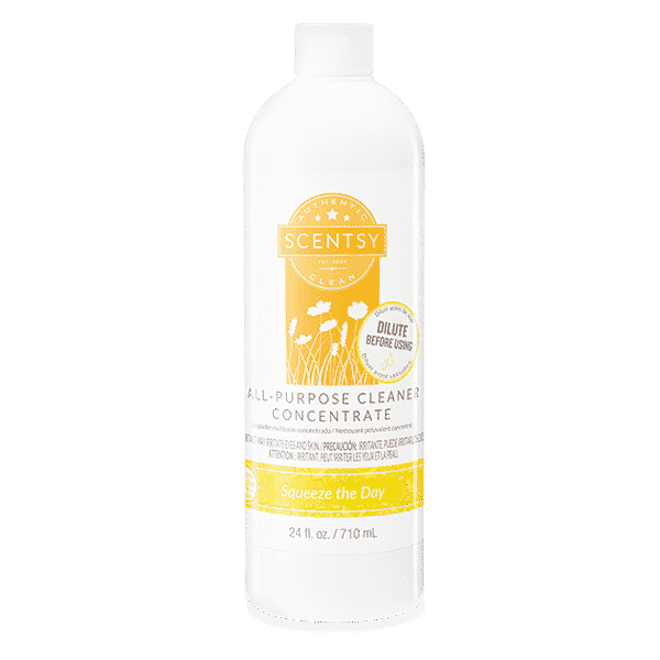 SQUEEZE THE DAY SCENTSY ALL PURPOSE CLEANER