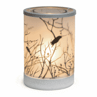 STARLINGS LAMPSHADE SCENTSY WARMER