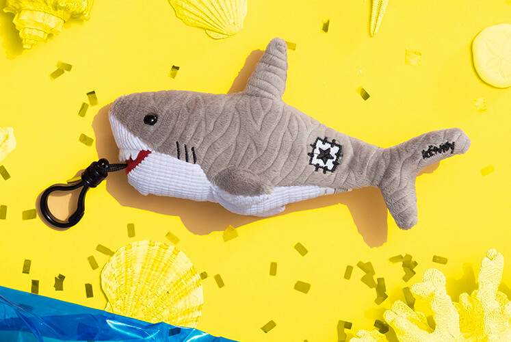 New Stevie The Shark Scentsy Buddy Clip By The Sea
