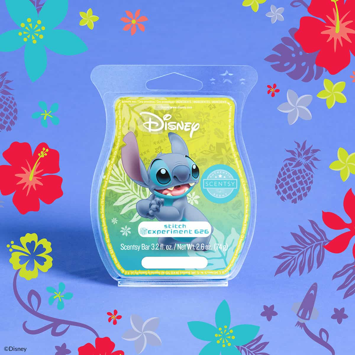 STITCH EXPERIMENT 626 SCENTSY BAR
