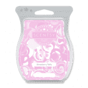 STRAWBERRY TAFFY SCENTSY BAR