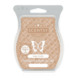 SUGAR COOKIE SCENTSY BAR