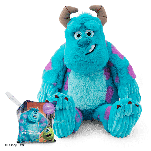 SULLEY SCENTSY BUDDY MONSTERS INC
