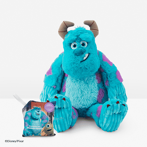 SULLY SCENTSY BUDDY MONSTERS INC