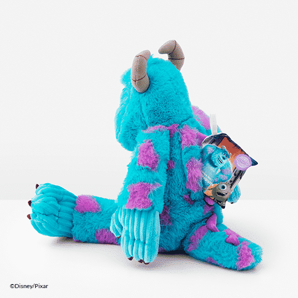 SULLEY SCENTSY BUDDY SIDE VIEW