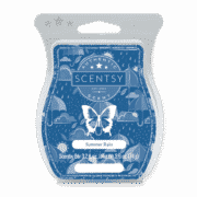 SUMMER RAIN SCENTSY BAR